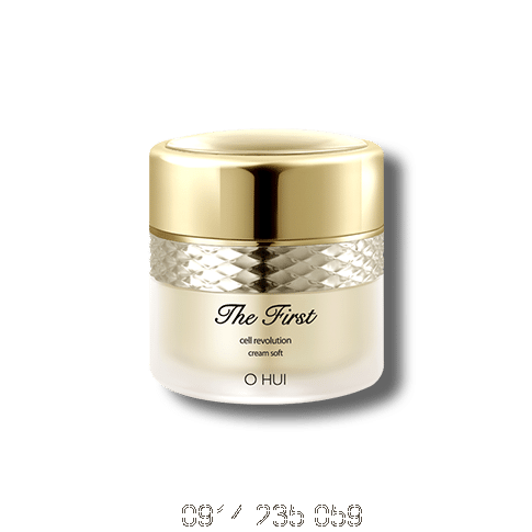 Cell Revolution Cream Soft - Ohui The First Cell Revolution Cream Soft