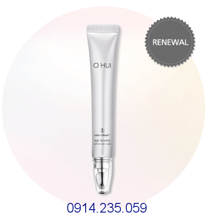Cell lab Eye Cream - Ohui Cell lab Eye Cream