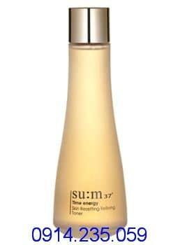 Nước hoa hồng Sum37 cung cấp năng lượng cho da - Nước hoa hồng Su:m37 cung cấp năng lượng cho da