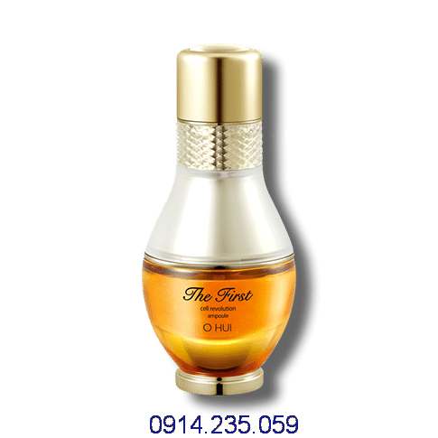 Ohui The First Cell Revolution Ampoule - Ohui The First Cell Revolution Ampoule