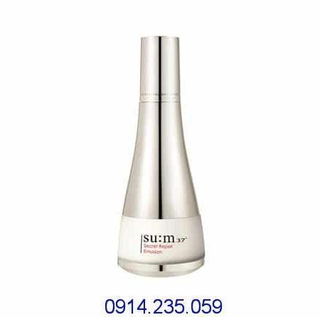 Sữa dưỡng chống lão hóa cải thiện nếp nhăn Sum37 Secret Repair Emulsion 450x446 - Sữa dưỡng chống lão hóa cải thiện nếp nhăn