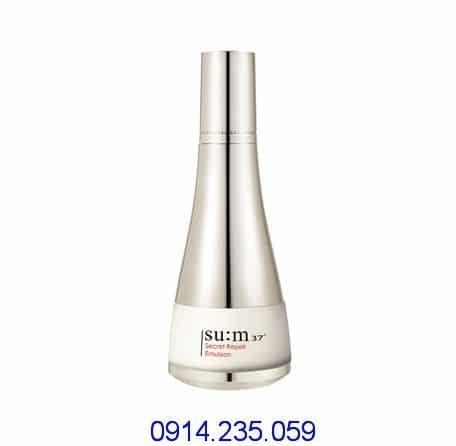 Sữa dưỡng chống lão hóa cải thiện nếp nhăn Sum37 Secret Repair Emulsion - Sữa dưỡng chống lão hóa cải thiện nếp nhăn