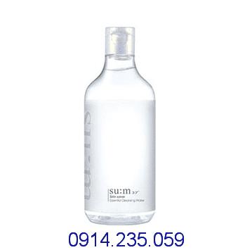 Tẩy trang Sum37 dạng nước 3 trong 1 Skin Saver Essential Cleansing Water - Tẩy trang Su:m37 dạng nước 3 trong 1 Skin Saver