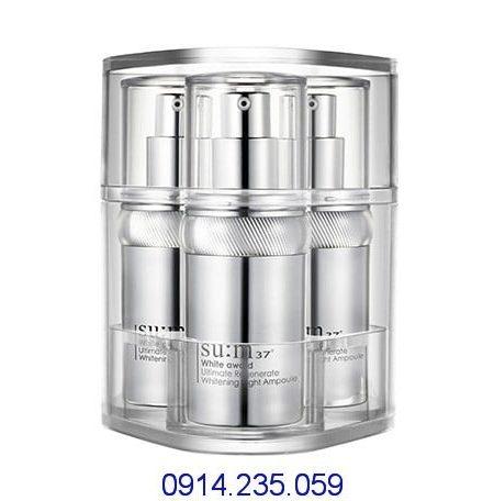 Tinh chất dưỡng trắng da ban đêm Sum37 450x456 - Tinh chất dưỡng trắng da ban đêm Su:m37